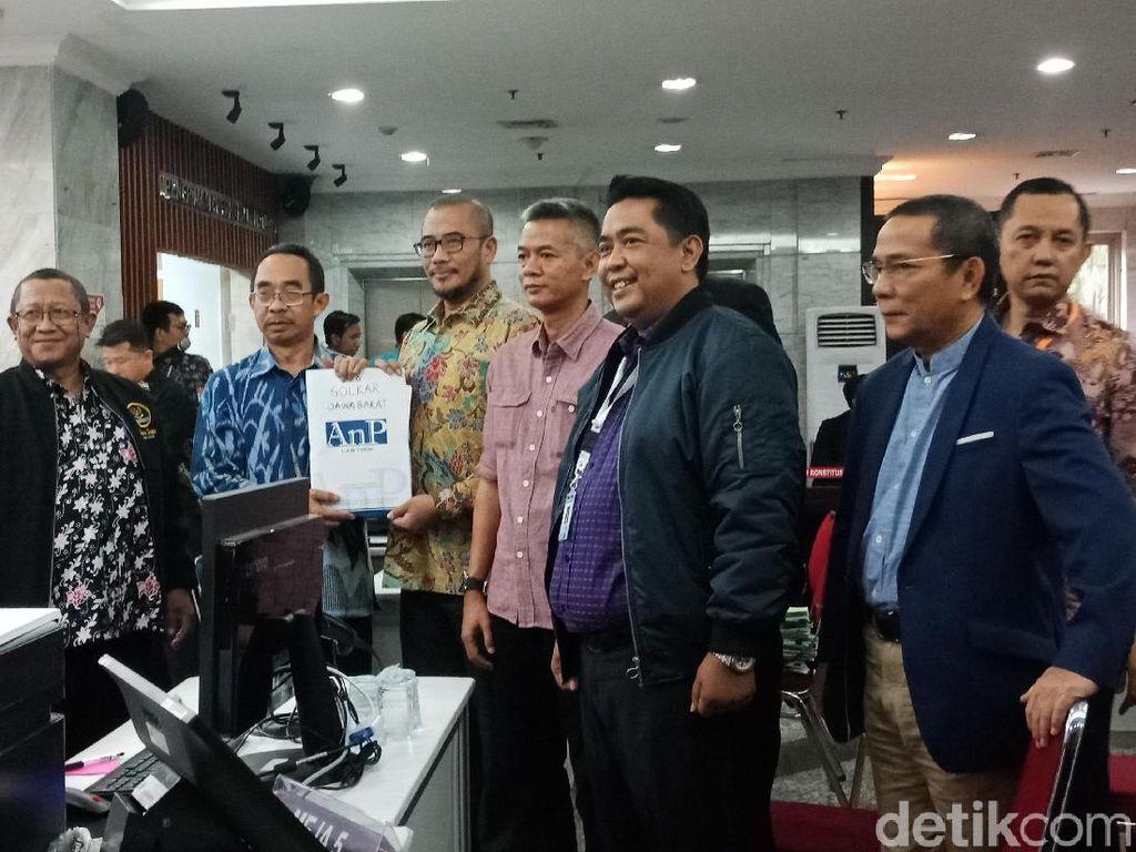 KPU Serahkan Jawaban Gugatan Pileg 2019 ke MK