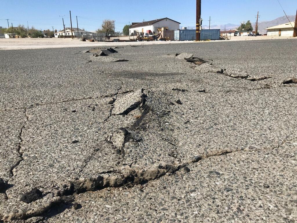 Gempa M 6,9 Guncang California, Tak Ada WNI Jadi Korban