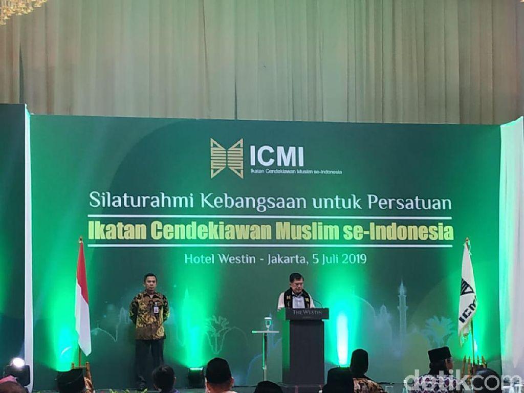 Sempat Bertemu, JK Ungkap Isi Obrolan dengan Prabowo