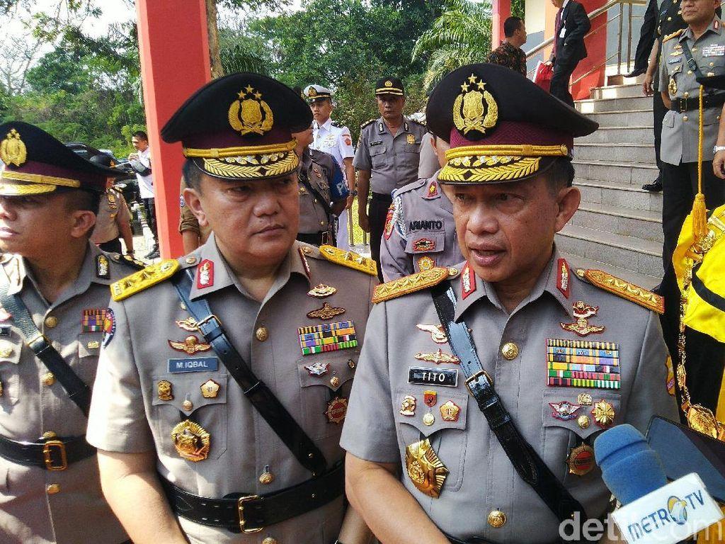 Masuk Bursa Capres 2024 Versi LSI, Tito Mengaku Masih Fokus Kerja
