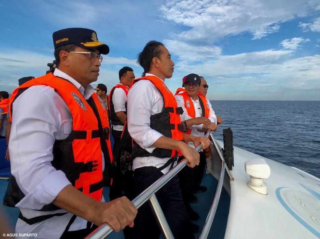 Menhub Siap Mendukung Infrastruktur Pariwisata Sulawesi Utara