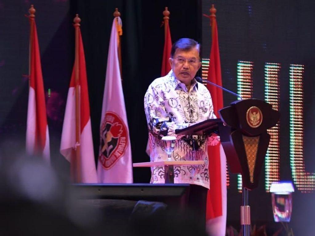 JK: Tiap Ganti Menteri Rombak Kurikulum Pendidikan Itu Wajar