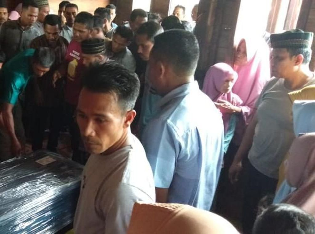 Tewas di Perantauan, Jasad Saiful Idris Dipulangkan ke Aceh