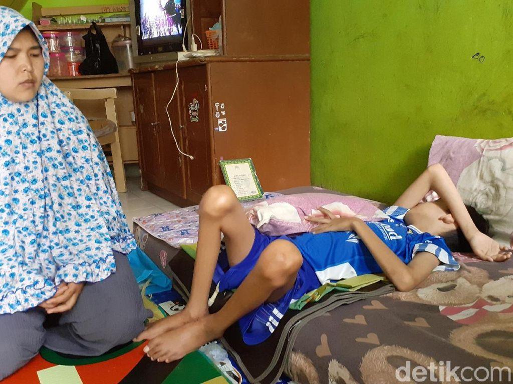 Idap Penyakit Langka GBS, Bocah Lelaki di Cimahi Nyaris Lumpuh