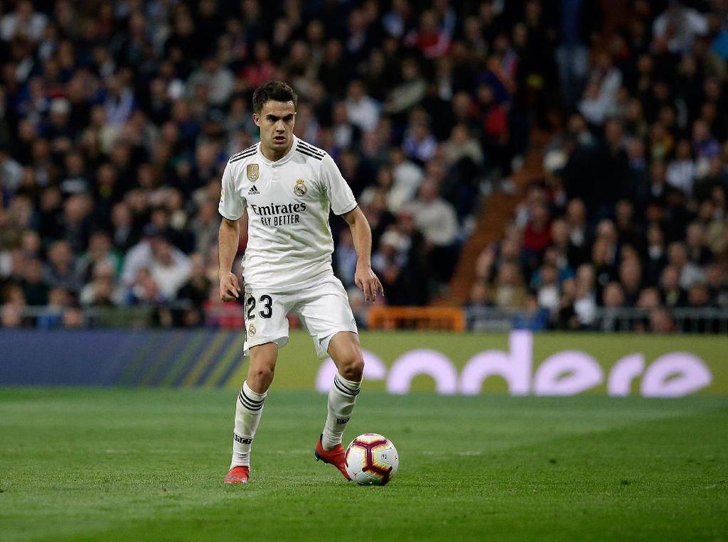 Real Madrid Pinjamkan Sergio Reguilon ke Sevilla