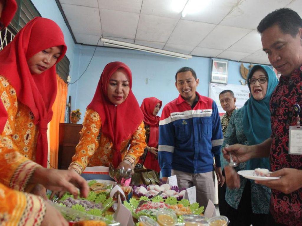 Antusiasme Warga Balikpapan Ikuti Pelatihan Olah Makanan Bergizi