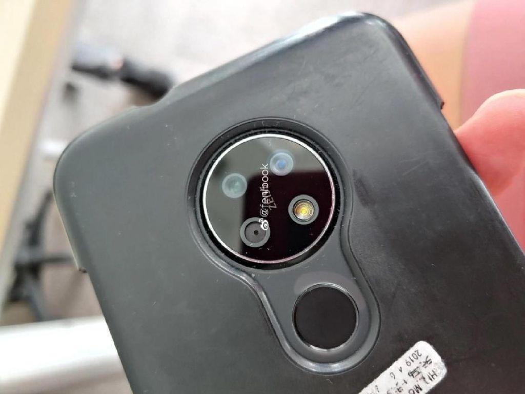 Ponsel Anyar Nokia Menampakkan Diri, Seperti Apa?
