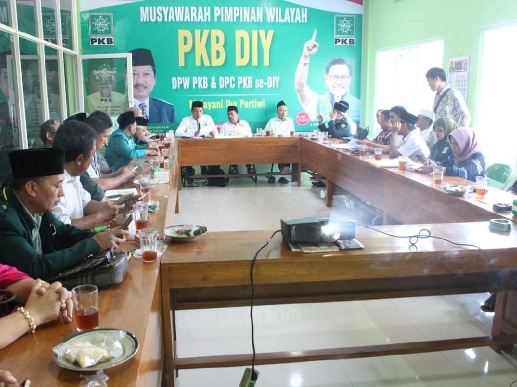 Kader DIY Dukung Cak Imin Lanjutkan Pimpin PKB pada Muktamar Bali