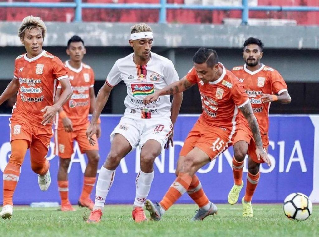 Hasil Piala Indonesia: Imbang Lawan Borneo FC, Persija ke Final