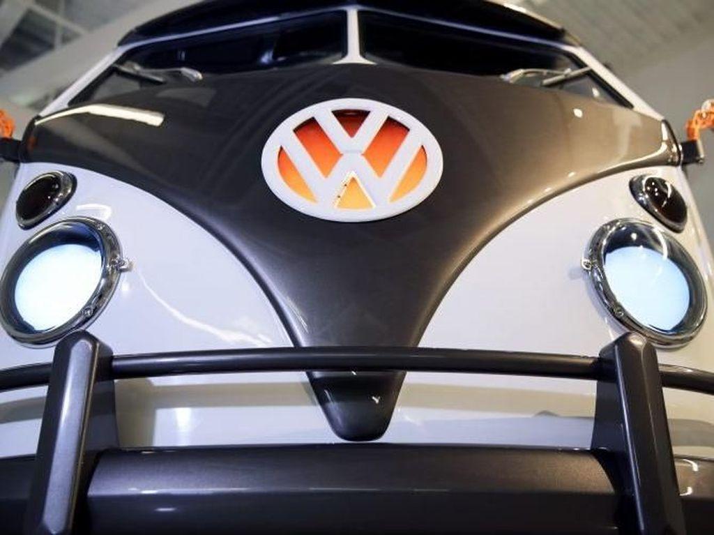 VW Kombi Ini Klasik Tapi Futuristik