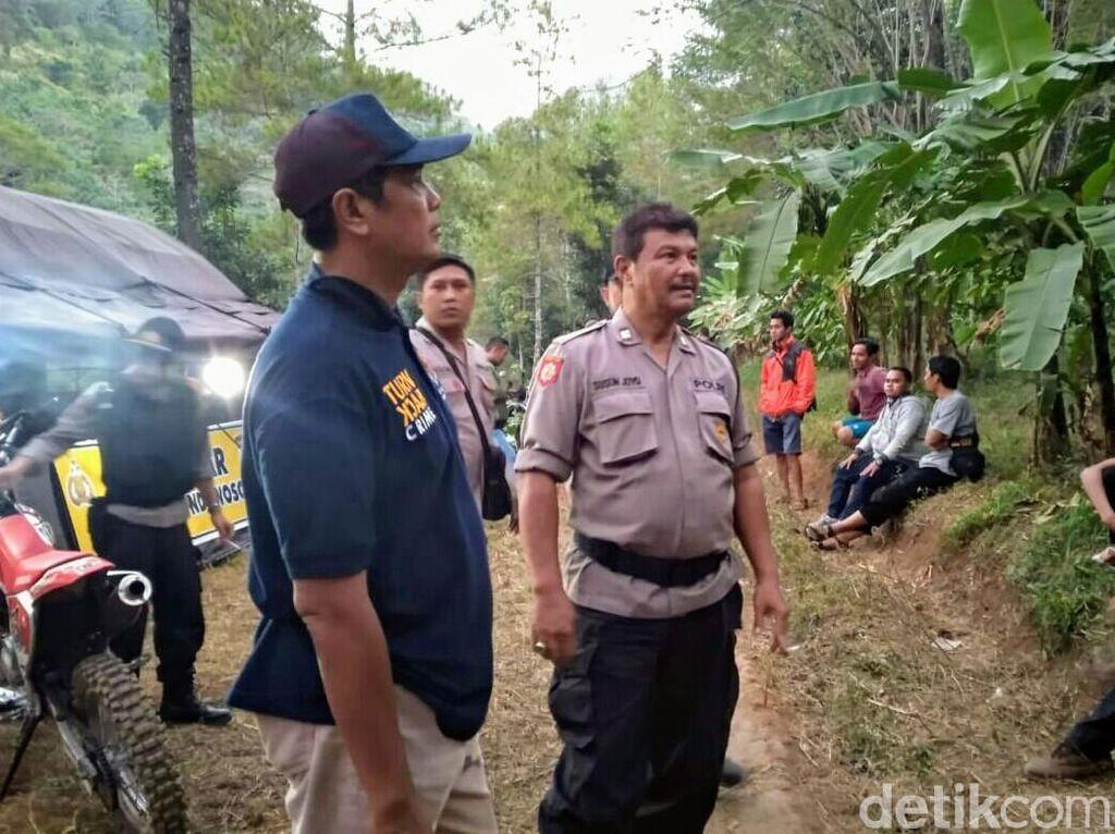 Tim SAR Mulai Evakuasi Jenazah yang Ditemukan di Bukit Piramid