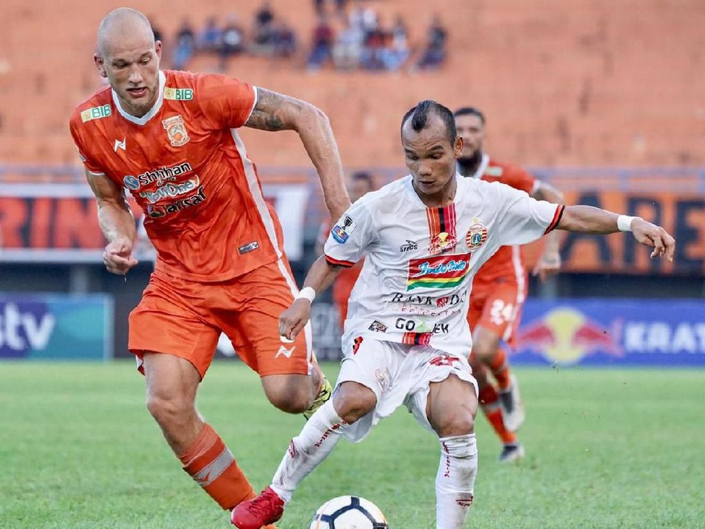 Disingkirkan Persija, Roberto Carlos: Borneo FC Buang-buang Peluang