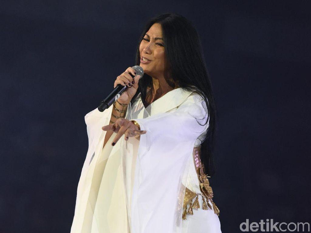 Semangat Anggun Bakal Jadi Juri The Masked Singer Prancis