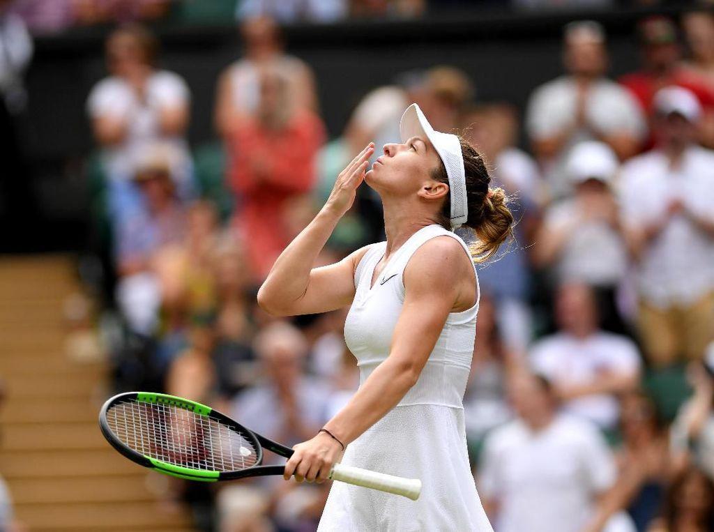 Pliskova dan Halep Lanjut ke Babak Keempat Wimbledon