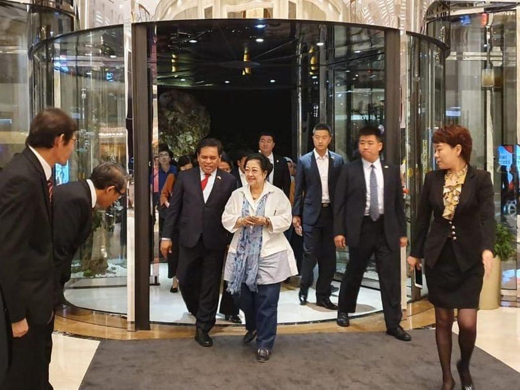 Kunjungi Beijing, Megawati Akan Bertemu Wapres Tiongkok-Hadiri WPF