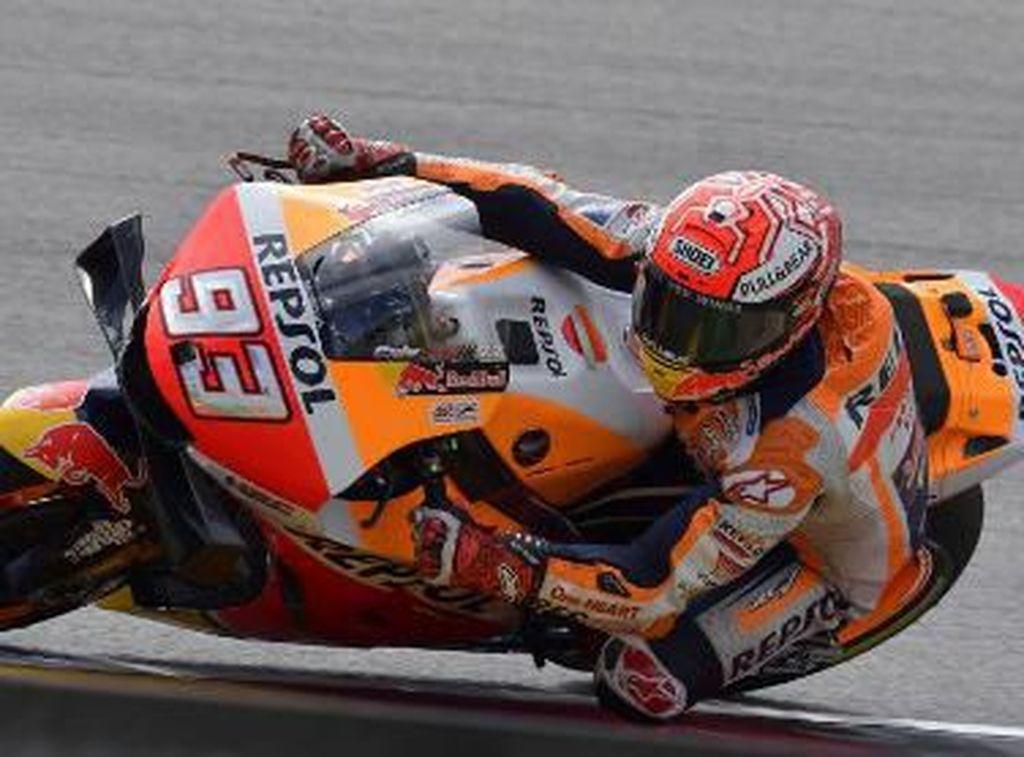 FP3 MotoGP Jerman, Marc Marquez Tercepat Lagi
