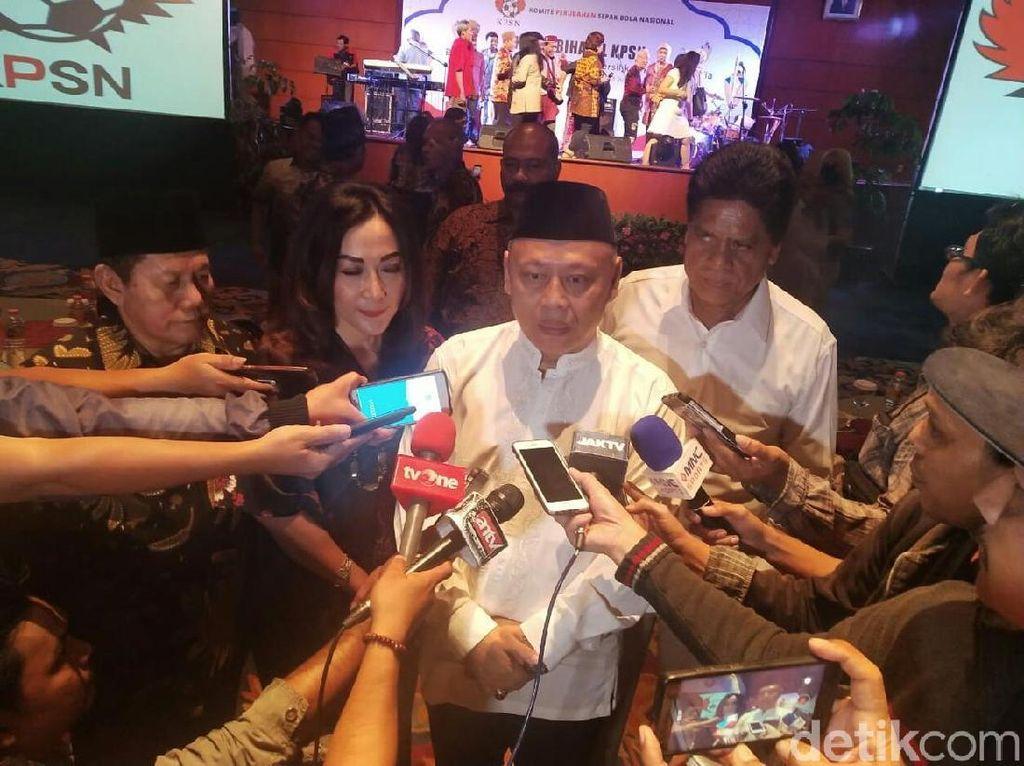 KPSN Minta PSSI Secepatnya Pilih Ketua Baru, Juga Libatkan Voter