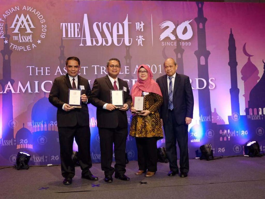 BSM Sabet Penghargaan Islamic Bank of the Year 2019