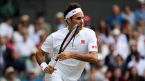 Federer dan Nadal Lolos ke Babak Keempat Wimbledon