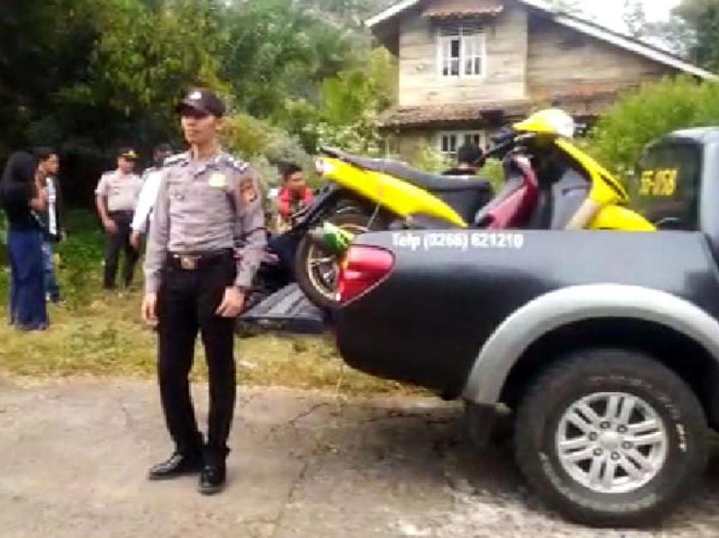 Razia di Jalan Kampung Sukabumi, Polisi Amankan 6 Motor Bodong