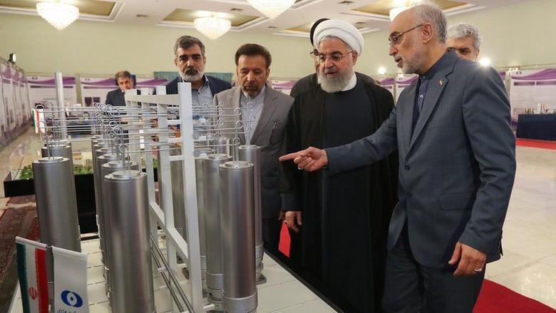 Iran Umumkan Rencana Baru yang Langgar Kesepakatan Nuklir