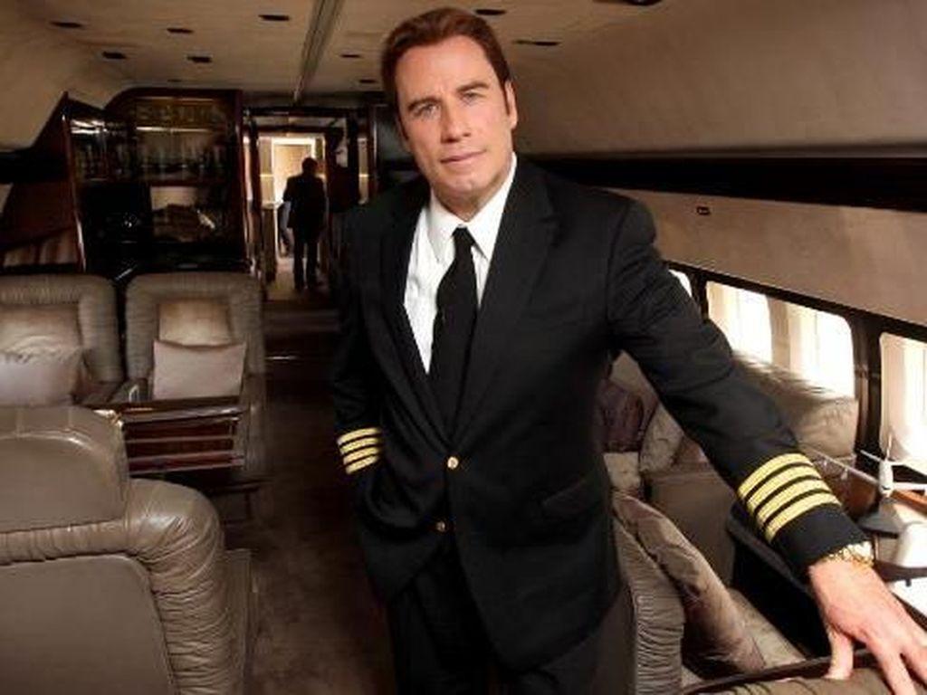 John Travolta Kembali Berduka, Keponakannya Meninggal Dunia