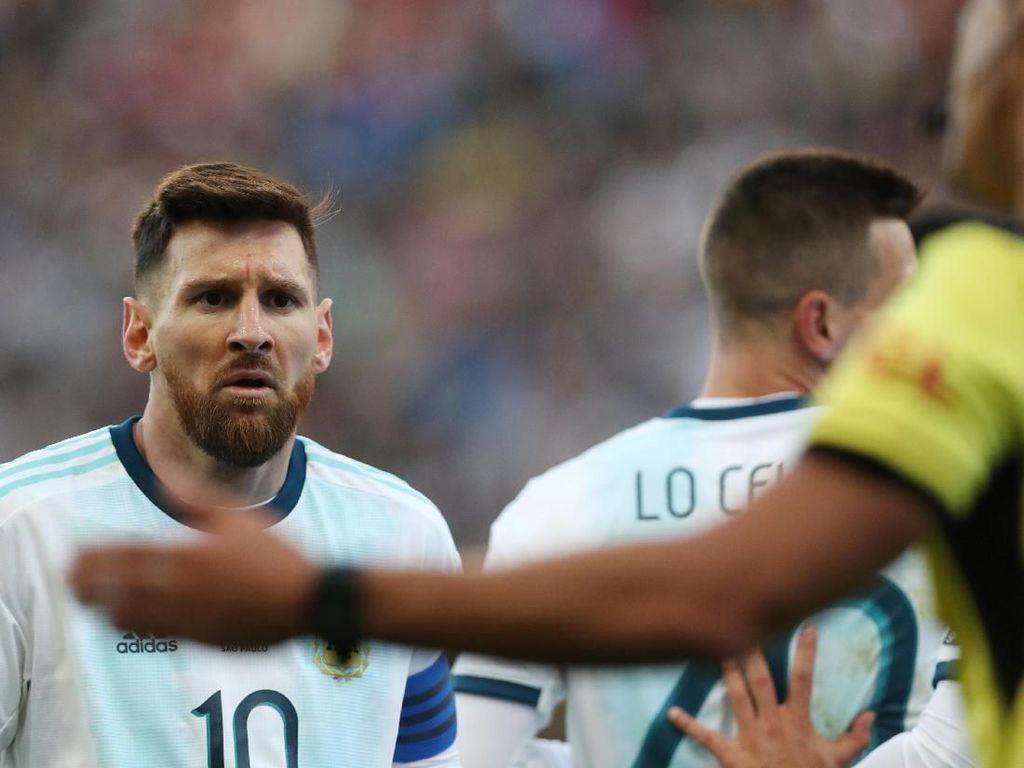 Messi Tuduh Copa America 2019 Penuh Korupsi, CONMEBOL Merespons