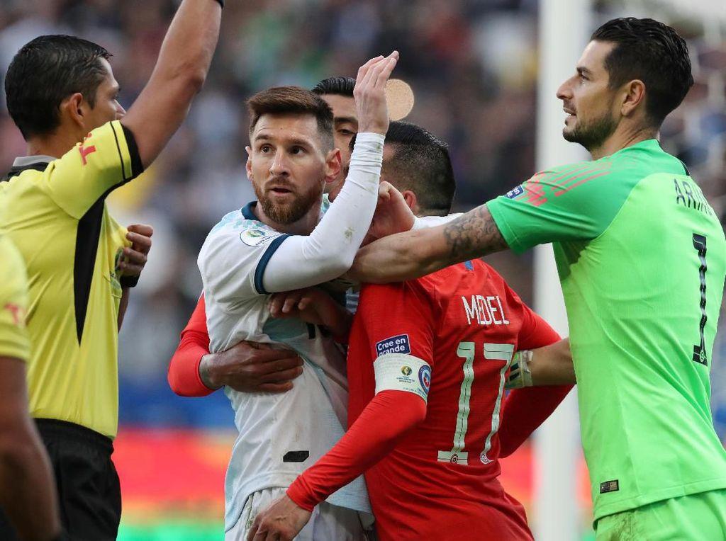 Tuding Korupsi dan Atur Brasil Juara Copa America, Messi Bisa Dihukum 2 Tahun