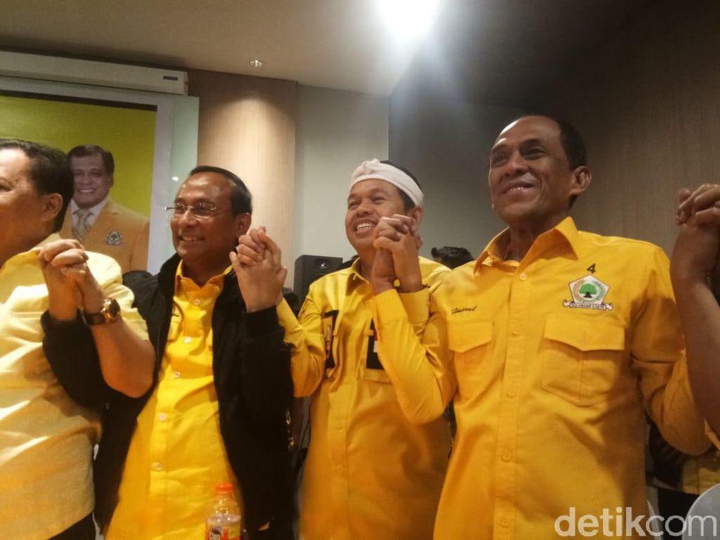Golkar Jabar Bantah Pernyataan Freddy Soal Gap Elite-Kader Daerah