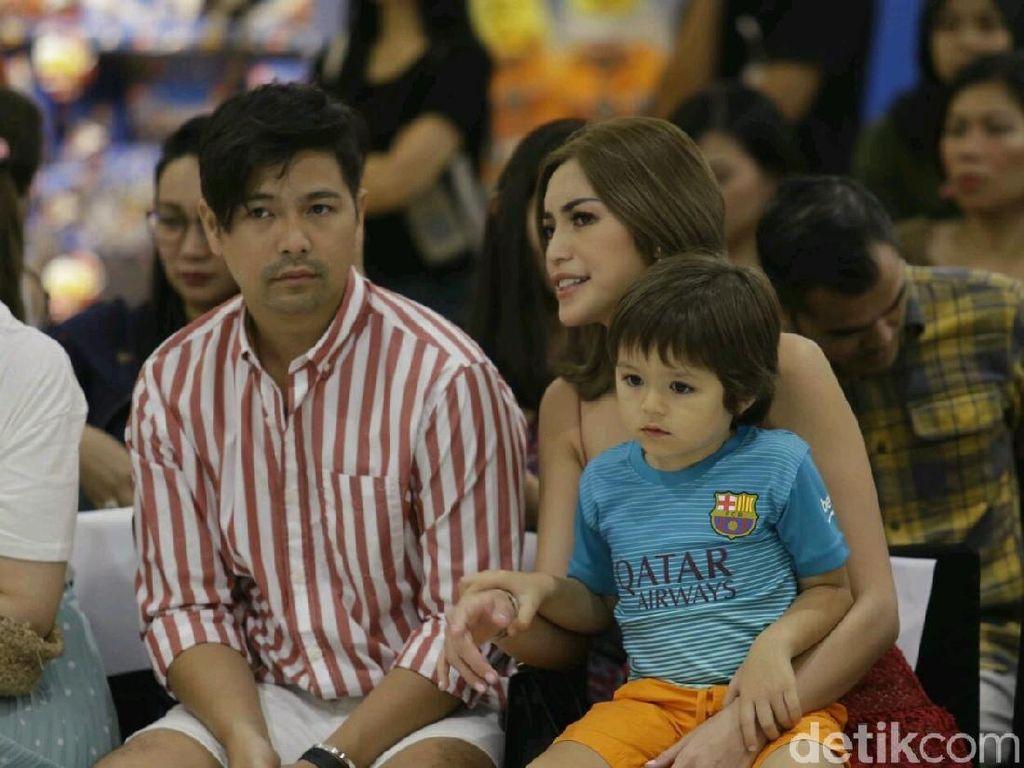 Kakak Jessica Iskandar Kesal El Barack Kena Imbas Masalah Richard Kyle