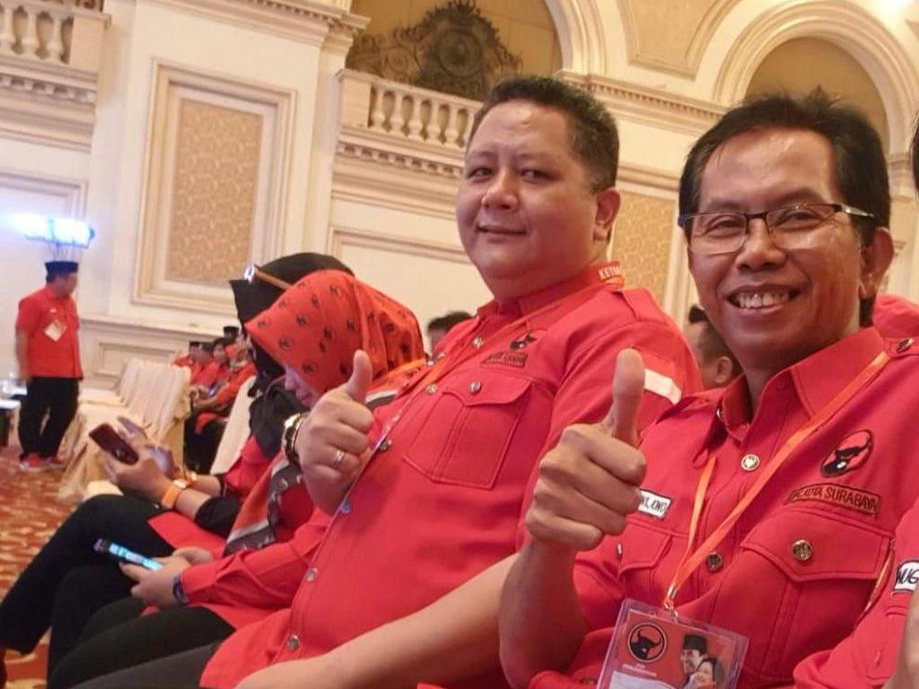 Ketua PDIP Surabaya Adi Sutarwijono, dari Jurnalis Jadi Politisi