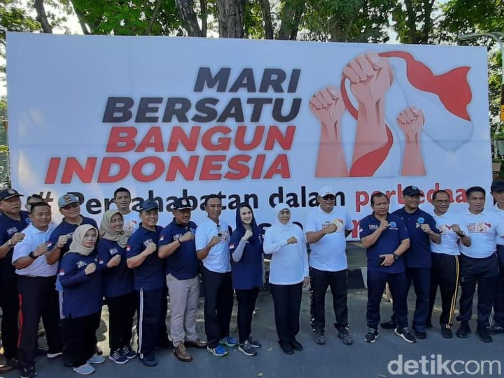 Hari Anti Narkoba Internasional, Khofifah Sebut Korban di Jatim Masih Tinggi