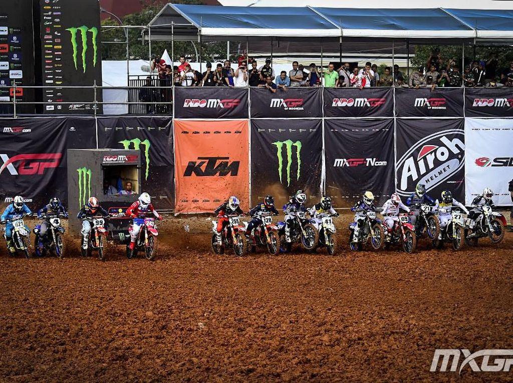 Tim Gajser Juara MXGP Palembang