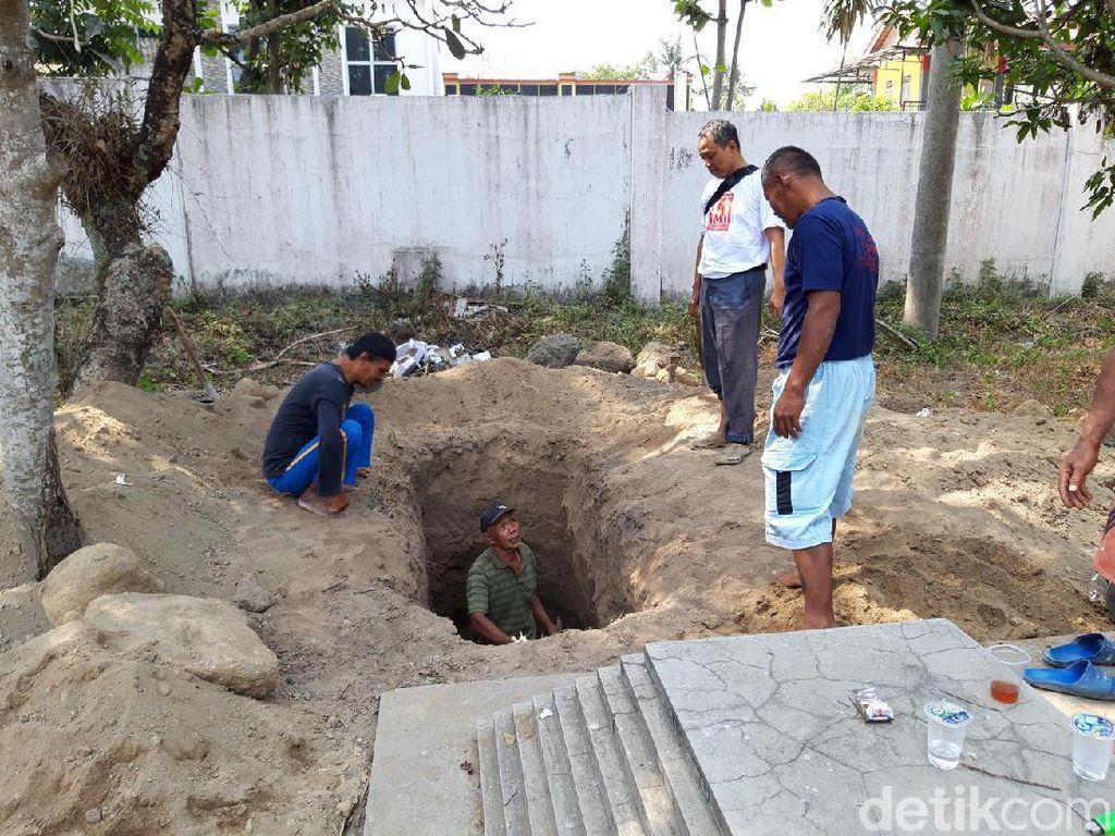 Jenazah Sutopo akan Dikebumikan di Kampung Halaman