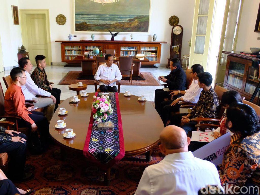 Pernah Bawa ke Jokowi, Bekraf Bela Rich Brian dari Sorotan Dino Patti