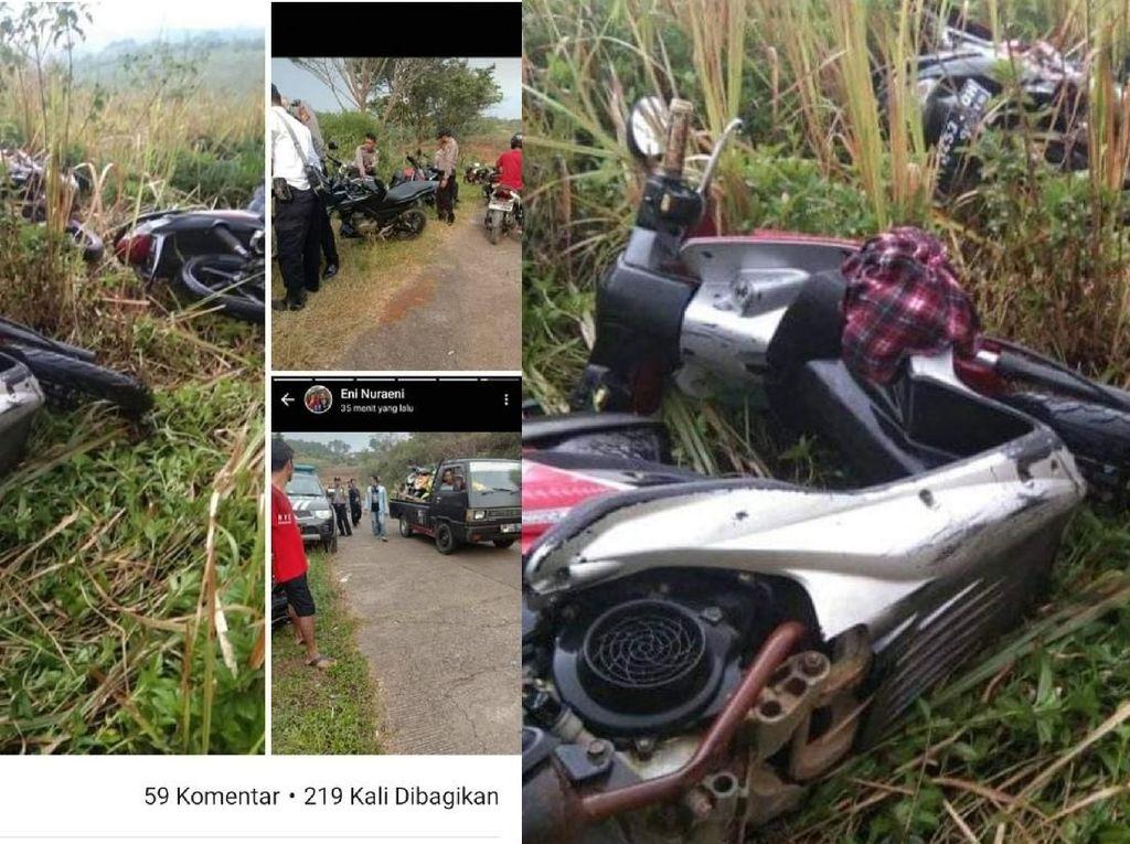 Razia Kendaraan di Jalan Kampung Disoal, Ini Kata Kapolres Sukabumi