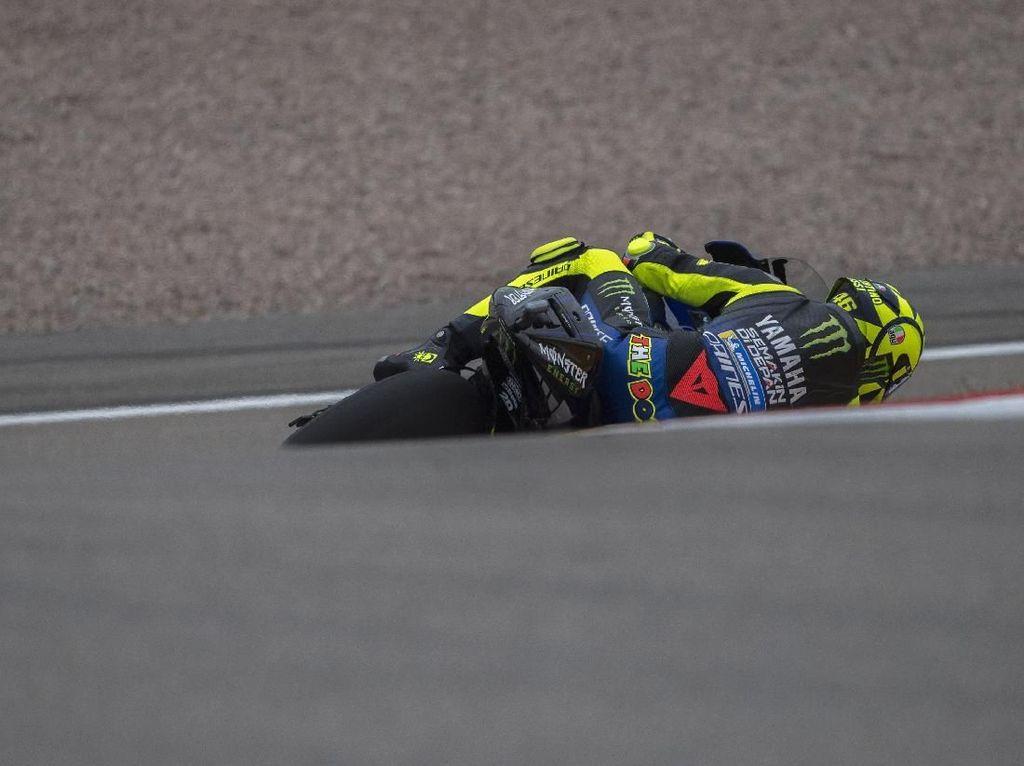 Paruh Musim Terburuk Valentino Rossi dalam 2 Dekade