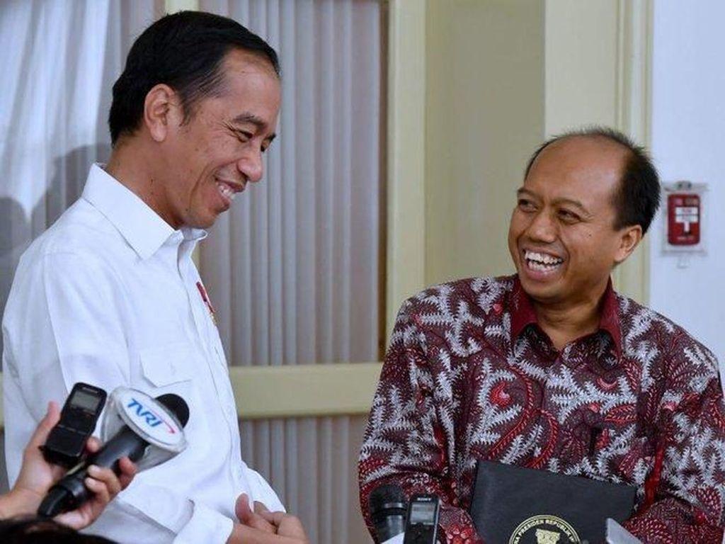 Berduka, Jokowi Kenang Ucapan Almarhum Sutopo soal Hidup