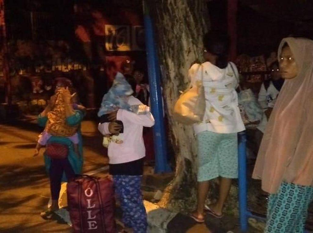 Gempa M 7, Warga Ternate Mengungsi ke Wilayah yang Lebih Tinggi