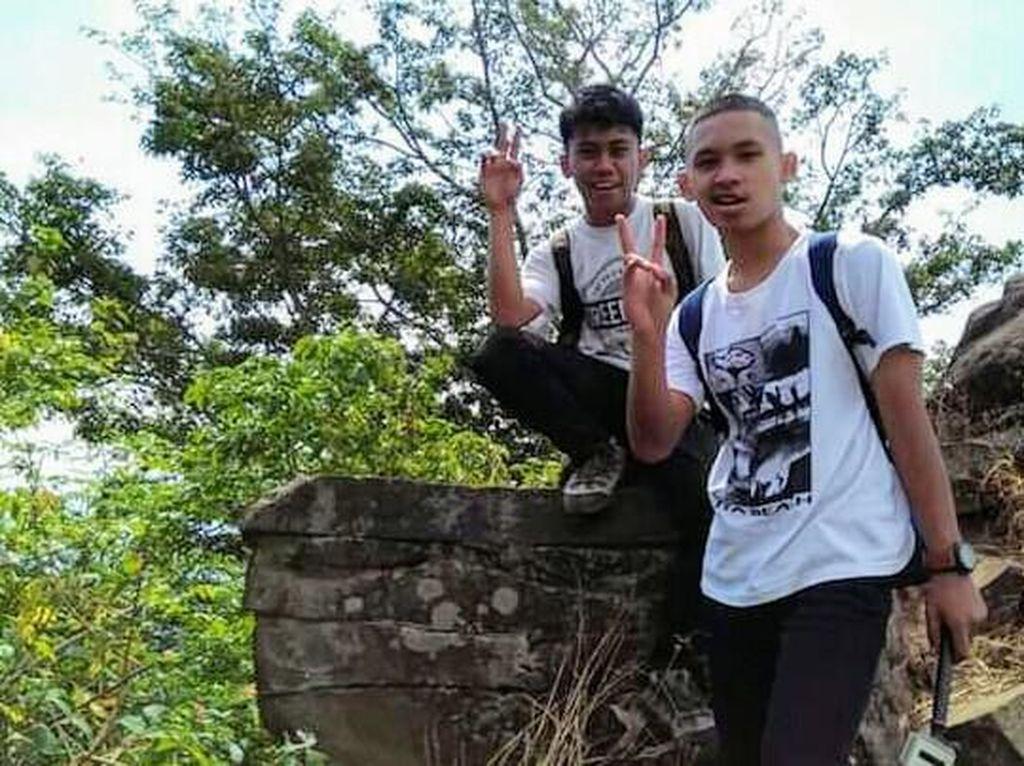 Kenangan Terakhir Bersama Toriq Pelajar yang Hilang di Bukit Piramid