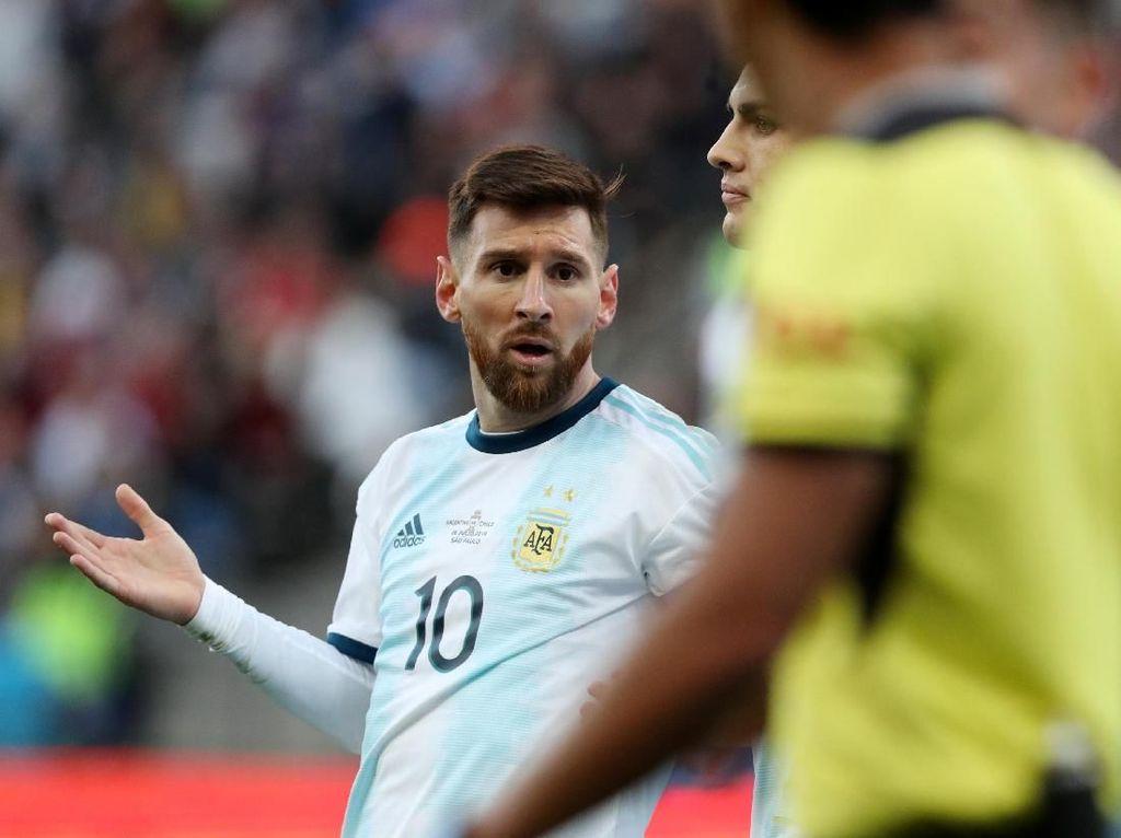 Messi: Brasil Diatur untuk Juara Copa America 2019