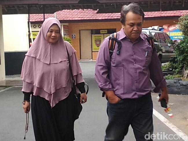 "Pemilik Akun Penghina ""Jokowi Mumi"" Sebut Foto Itu Karya Seni"