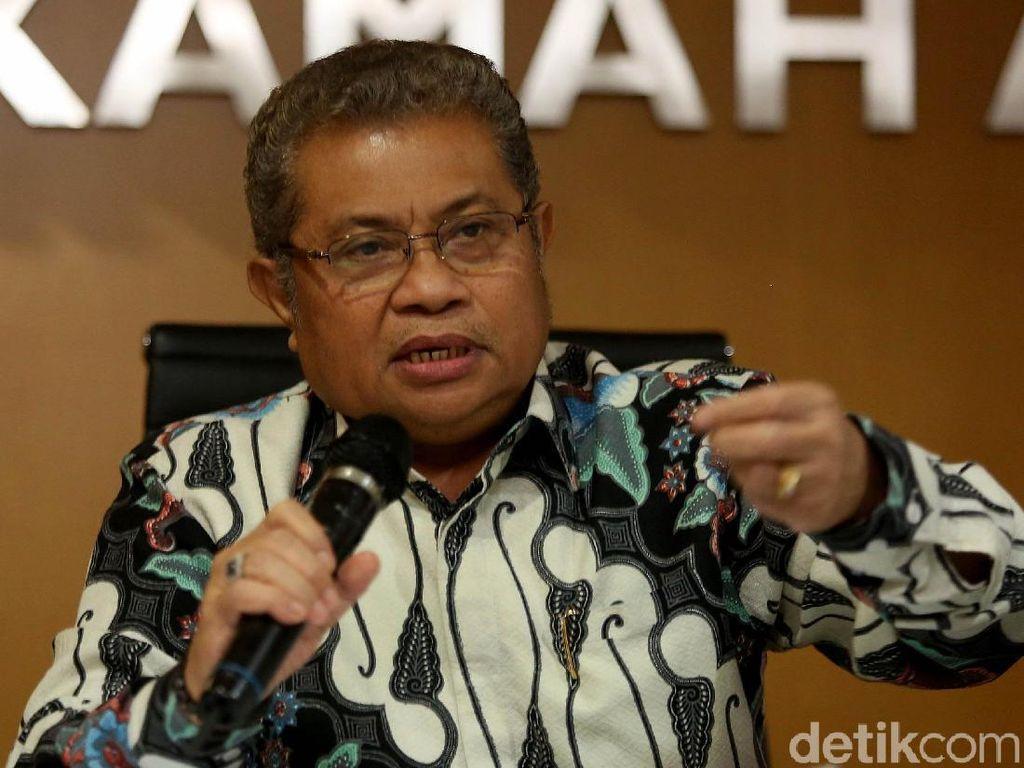 MA Jelaskan 3 Alasan Kabulkan Pengajuan PK Napi Koruptor