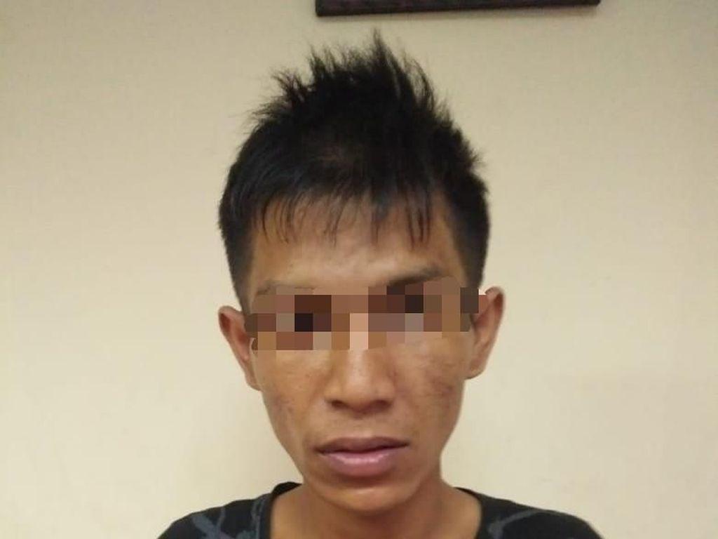 Curi Perhiasan Emas di Rumah Kosong di Jakbar, Wahyu Ditangkap Polisi