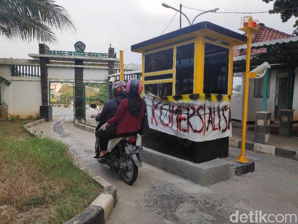 Merasa Terimbas Kebijakan UI, Mahasiswa PNJ Juga Tolak Parkir Berbayar