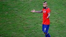 Arturo Vidal Bela Messi Kritik Copa America 2019