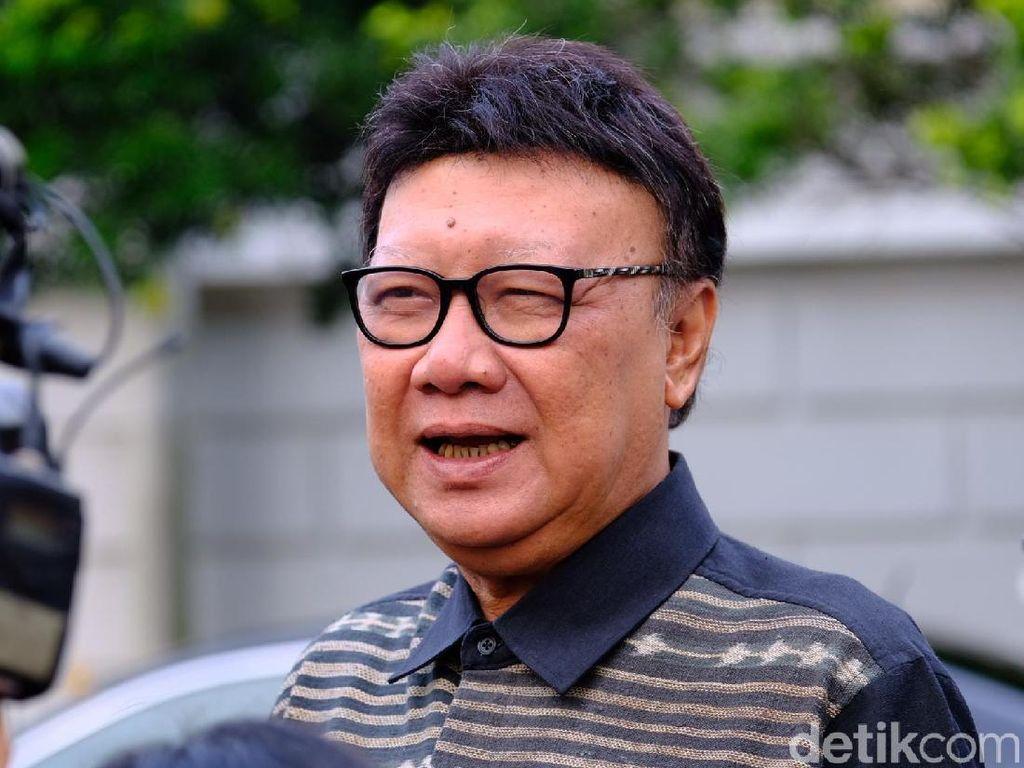 Mendagri Harap DPRD DKI Periode 2019-2024 Agendakan Penetapan Wagub
