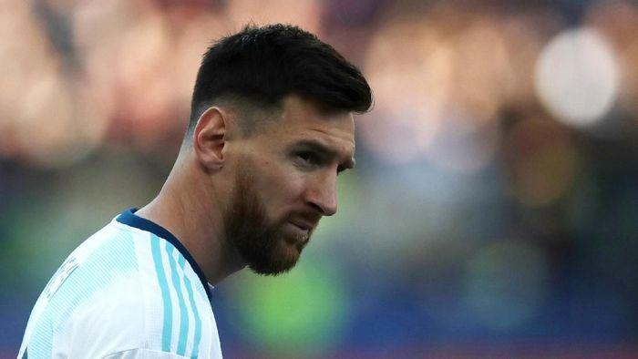 Lionel Messi diserang di sebuah klub malam di kawasan Ibiza. (Foto: Amanda Perobelli / Reuters)