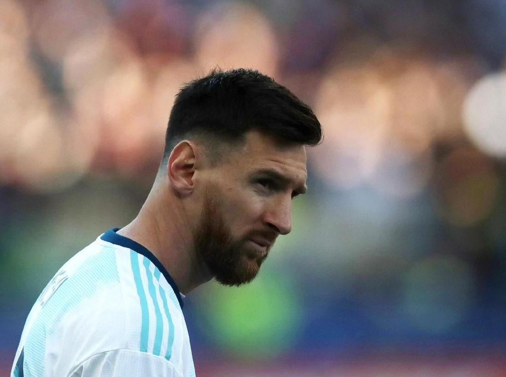 Messi Harus Belajar Terima Kekalahan