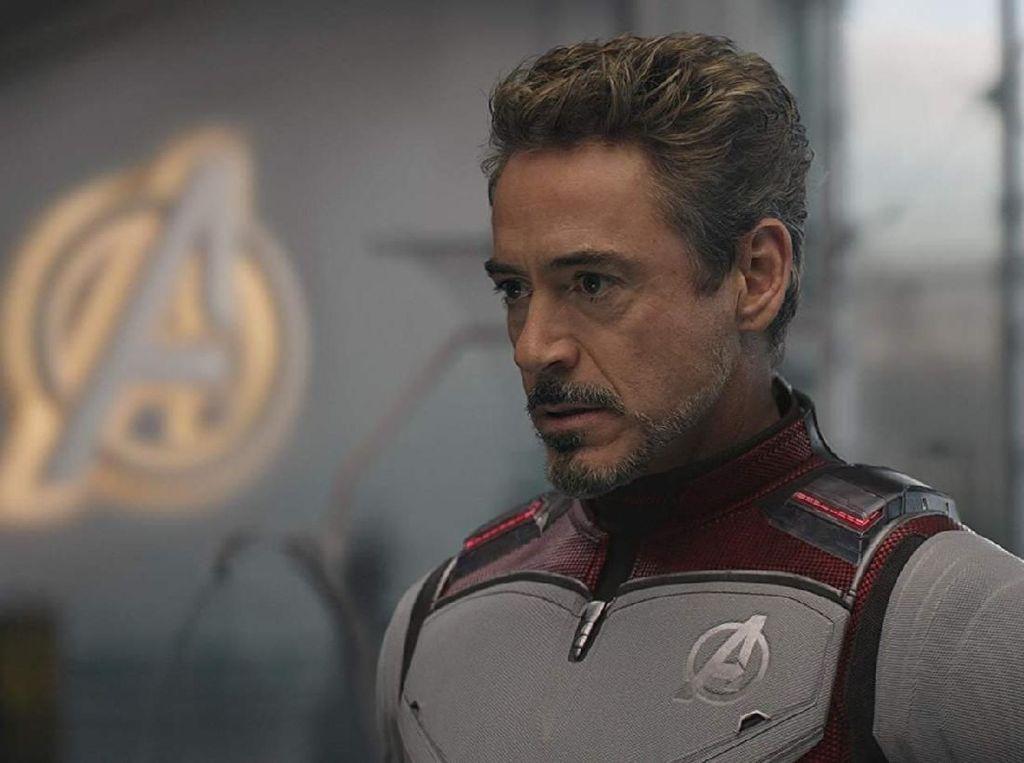 Ada Karakter Lain yang Mestinya Hadir di Pemakaman Tony Stark, Siapa?